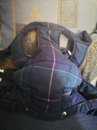 mochila portabebe bebé confort