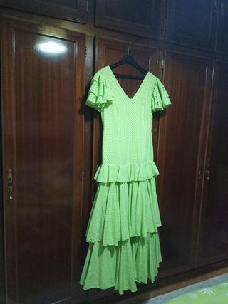 Traje de Flamenca Talla 38/40