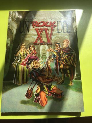 Libro -un rock del XV-