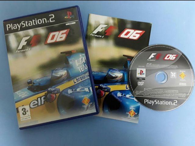 Ps2 - Formula one 2006