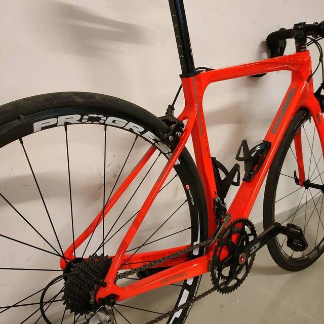 Bicicleta carretera Berria Belador. Talla S M