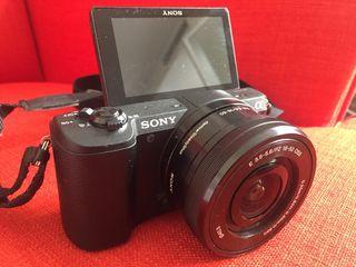 Cámara de fotos Evil Sony Alpha 5100