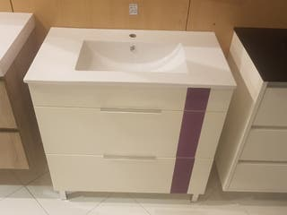 Mueble de baño 80x45 Mod N015P