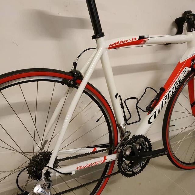 Bicicleta carretera Wilier. Talla L
