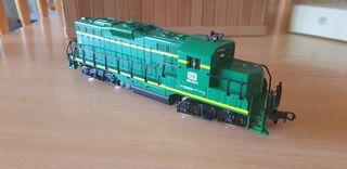 Locomotora escala H0