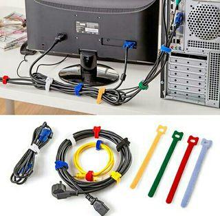Manitas económico,organización de cables.