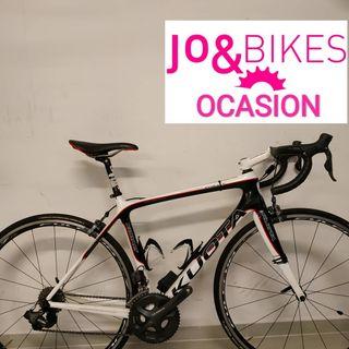 Bicicleta carretera carbono Kuota Kobalt. Talla 54