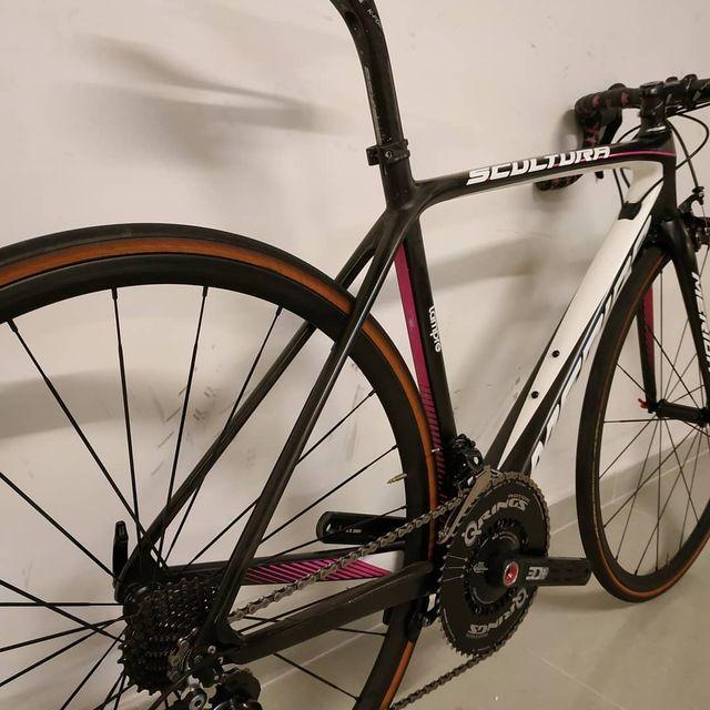 Bicicleta carretera carbono Merida Scultura Tall M