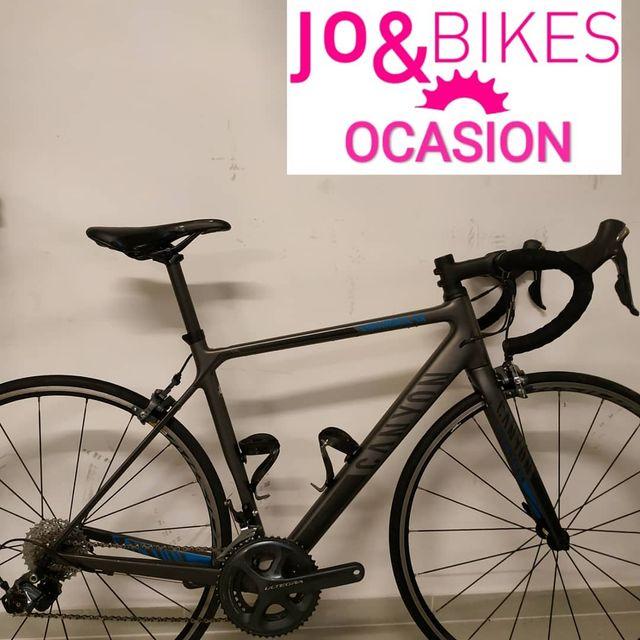 Bicicleta carretera Canyon Endurance. Talla S