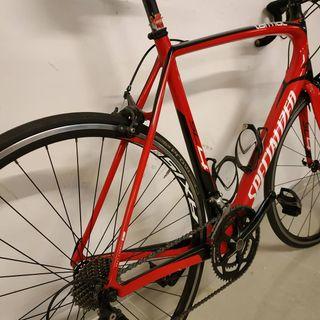 Bicicleta carretera Specialized Tarmac. Talla 61