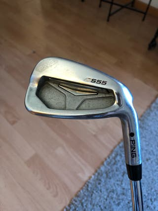 Palos de golf ping S55 para hombre varilla X stif