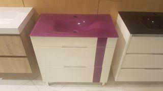 Mueble de baño 80x45 Mod N015C