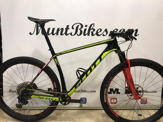 Bicicleta BTT Scott Scale RC WC 29 talla XL