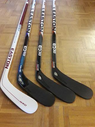 hockey stick EASTON junior right