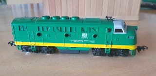 Locomotora H0