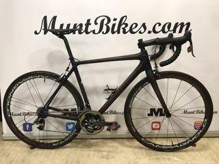Bicicleta carretera Scott Addict SL talla M