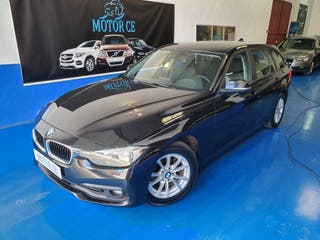 BMW 318D Touring * Astos Deportivos * Navegador