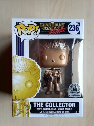 Funko POP The Collector (Gold)