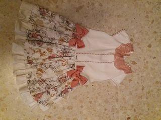 vestidos Miranda de niña talla 6