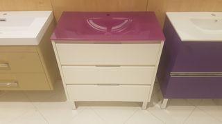 Mueble de baño 80x45 Mod N78