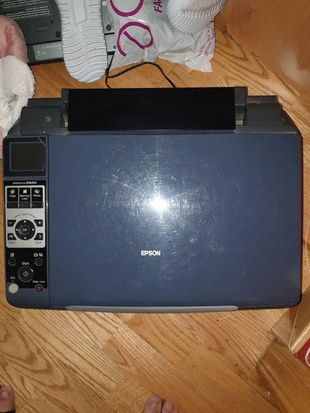 Impresora Epson.