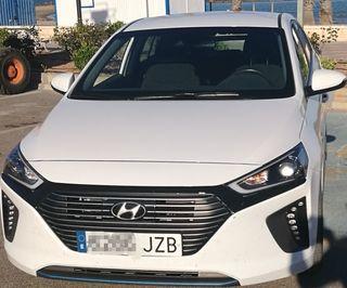Hyundai IONIQ 2017 Tecno