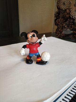 Mickey Mause futbolista selección española