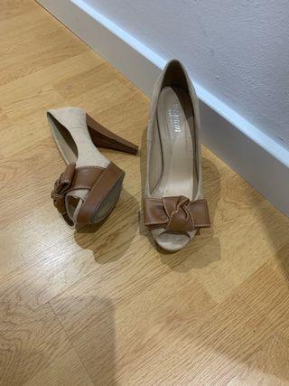 Zapatos tacon - 38
