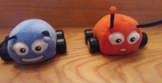 Juguetes bebe coches Disney.