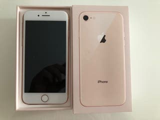 iPhone 8 64gb oro