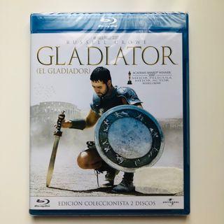 Gladiator blu-ray precintado