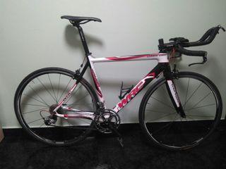 Bicicleta de contrareloj y triatlón