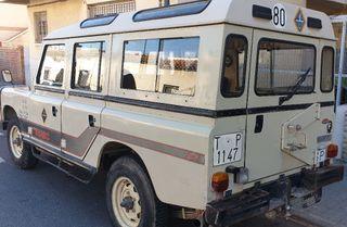 Land Rover Santana 2.3 Turbo 1982