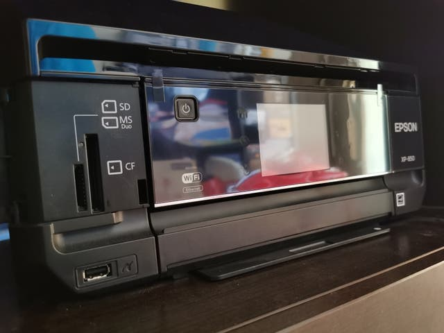 Impresora Epson XP-850 profesional Impecable