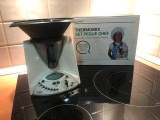 thermomix para niños + libro de recetas y accesori