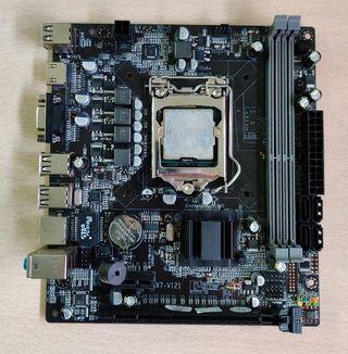 I5-2320 y Placa base H61