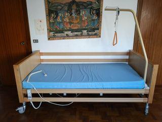 Triangulo para cama articulada