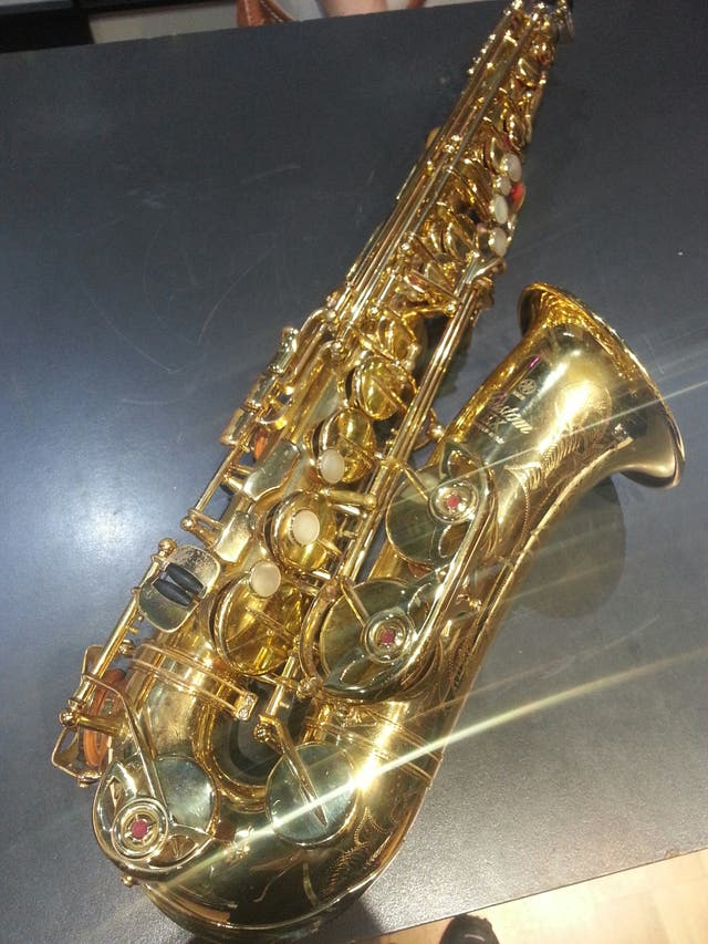 Saxo Alto Yamaha Custom modelo YAS-875EX