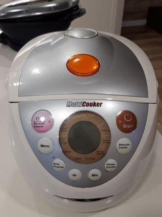 múltiples cooker