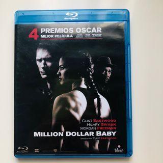 Million dollar baby blu-ray