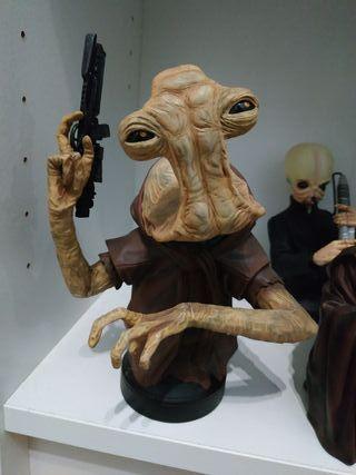 Busto Hammerhead de Gentle Giant