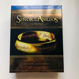 El señor de los anillos la trilogia precintada