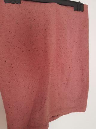 mini talle alto STR T.M rosa impecable