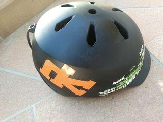 casco snowboard talla s bench