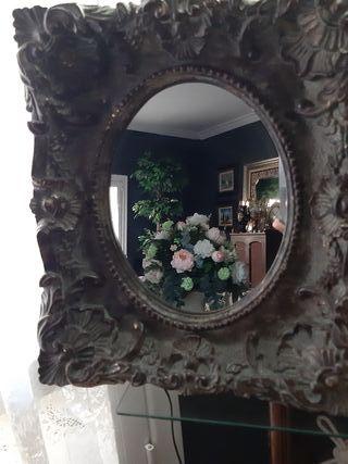 Espejo estilo rococó