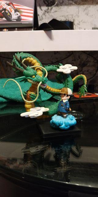 figura dragón ball