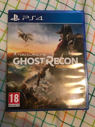 Ghost Recon wildands