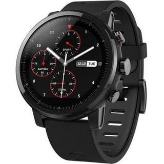 Xiaomi Amazfit Stratos Smartwatch Negro