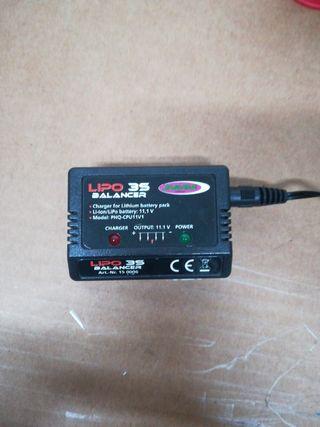 Cargador baterias 3S