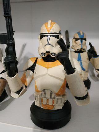 Busto Clone Trooper Utapau de Gentle Giant